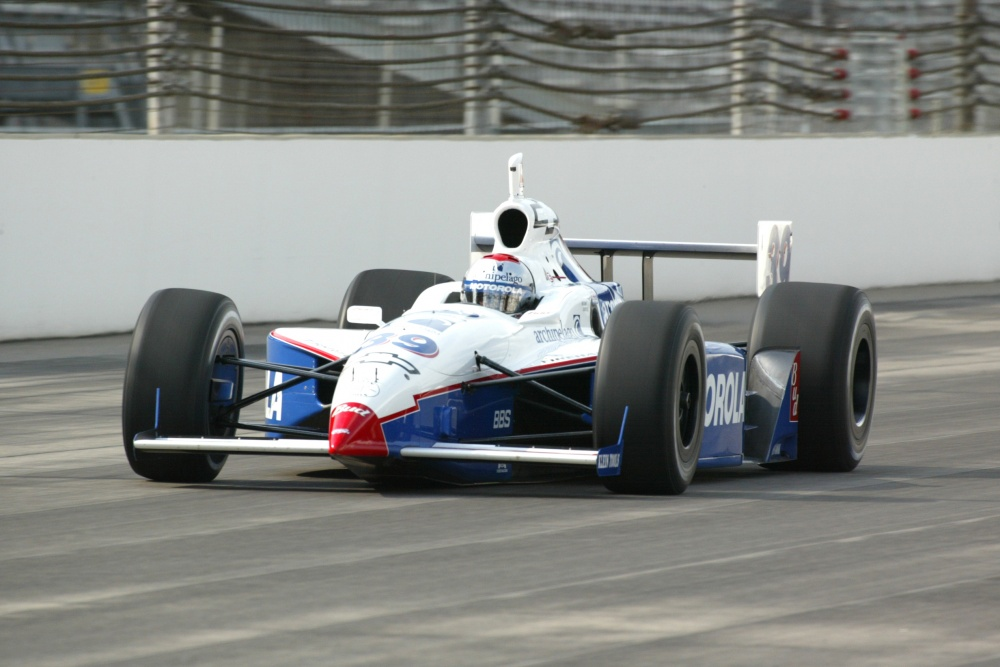Michael Andretti - Team Green - Dallara IR-02 - Chevrolet
