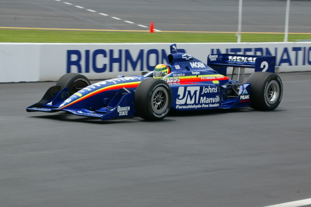 Mark Dismore - Team Menard - Dallara IR-02 - Chevrolet