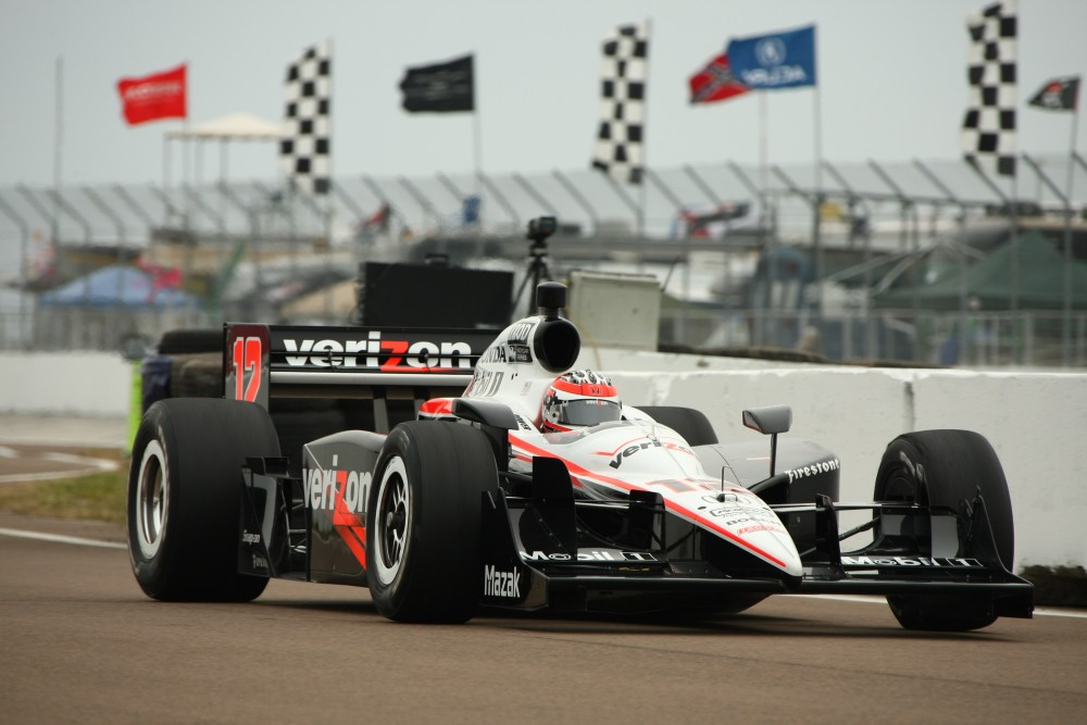 Will Power - Team Penske - Dallara IR-05 - Honda