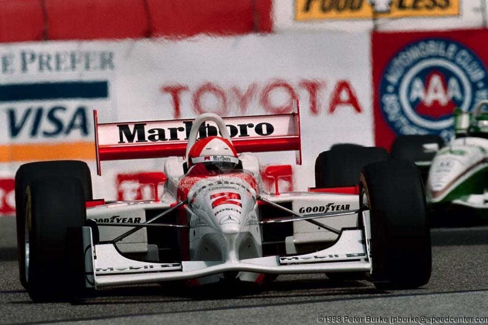 Al Jr Unser Team Penske Cart Championship Series 1998