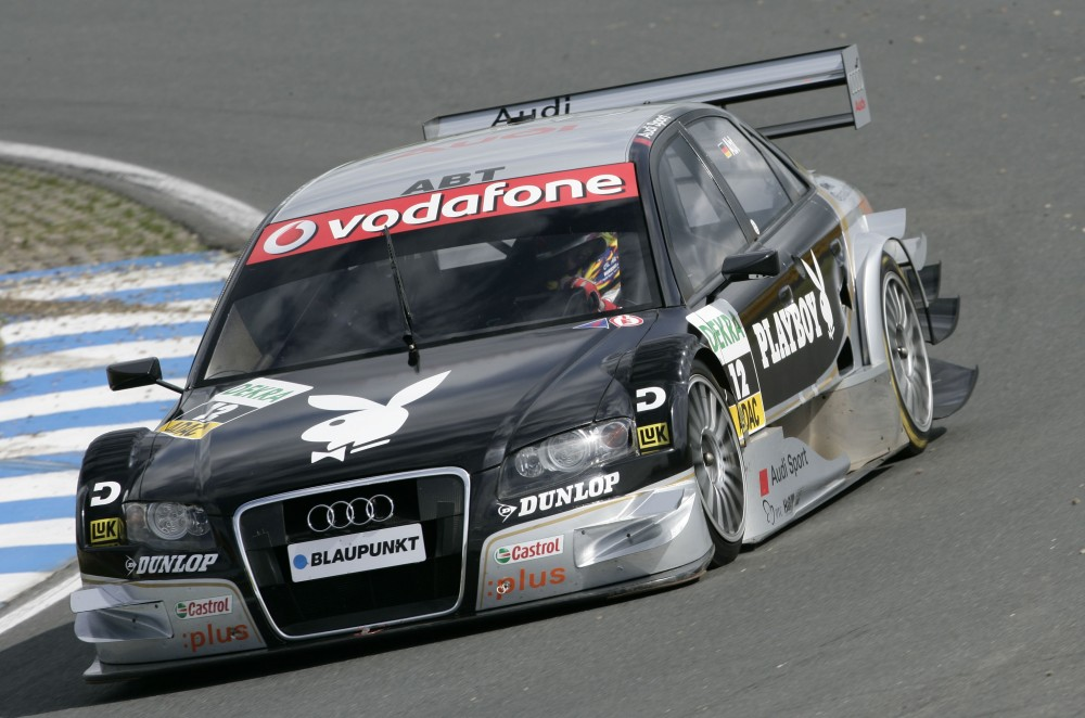 Christian Abt Team Phoenix Dtm German Touringcar Masters 2006