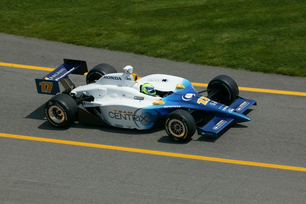 Larry Simmons Honda >> Vitor Meira - Team Rahal: IRL IndyCar Series 2004 - Photo 24/39