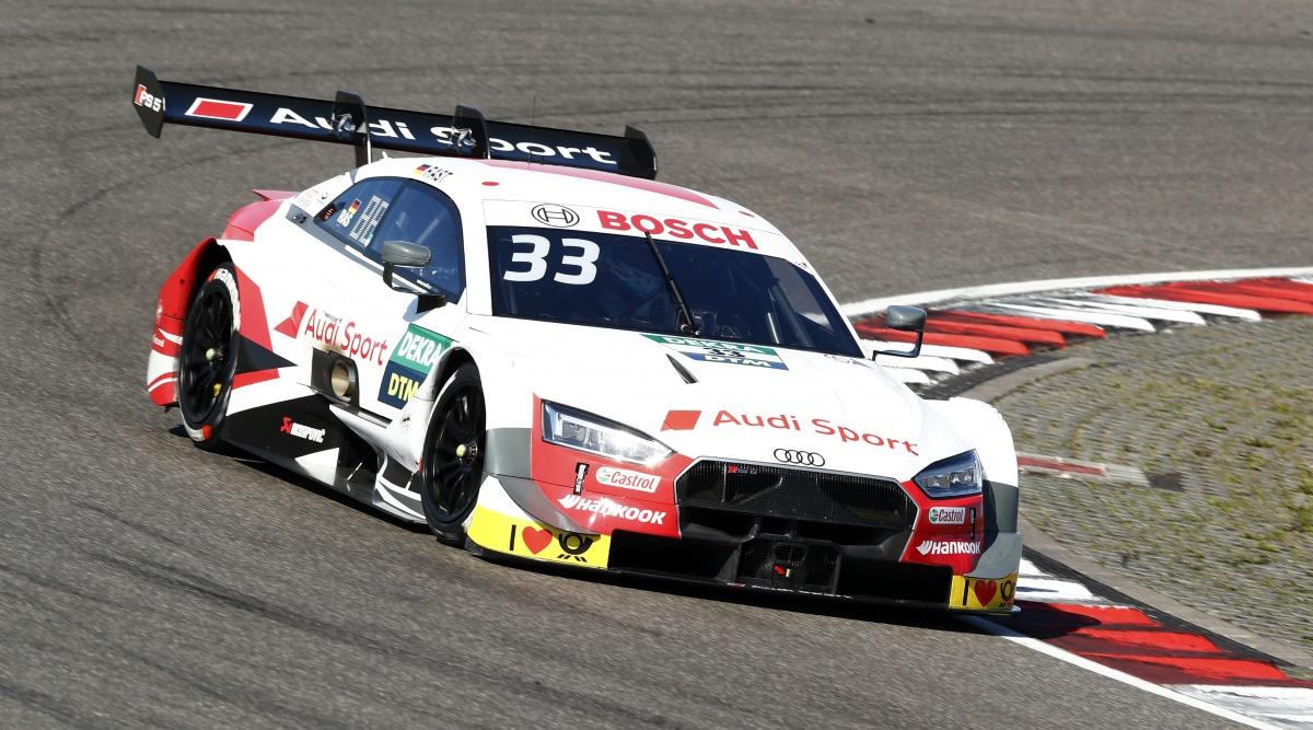 Rene Rast - Team Rosberg: DTM (German Touringcar Masters ...