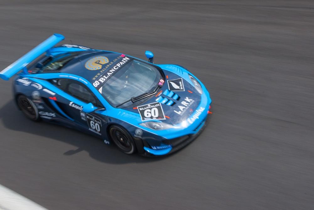 Julien Draper - Von Ryan Racing: Blancpain Endurance Series 2012 ...