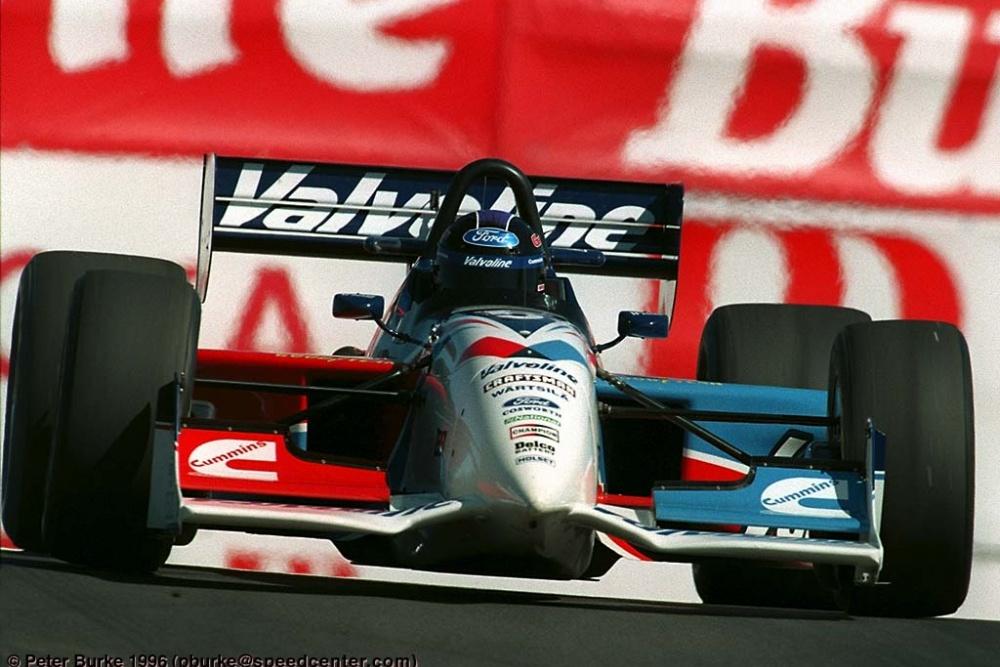 Robby Gordon - Walker Racing: Indy Car World Series 1996 ...