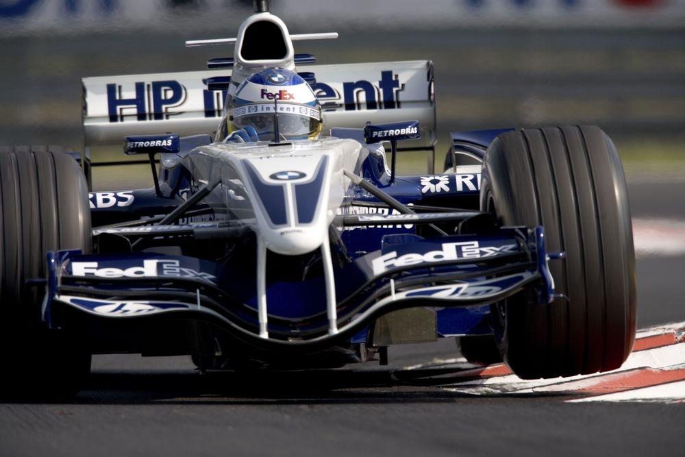 Nick Heidfeld Williams Fia Formula 1 World Championship