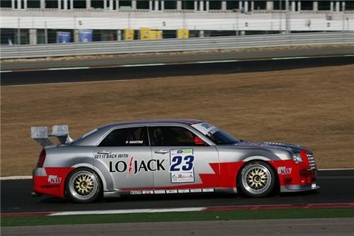Pierluigi Martini Zakspeed Racing Italian Superstars Championship