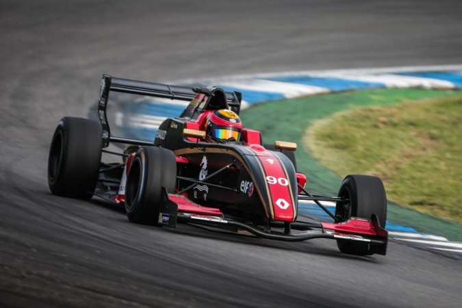 Northern Europe and German Formula Renault 2000